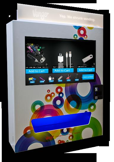 Vengo vending machine, Vengo Labs